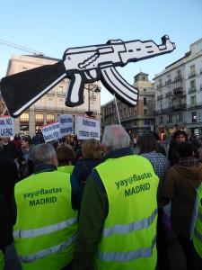 Protesta Homsec