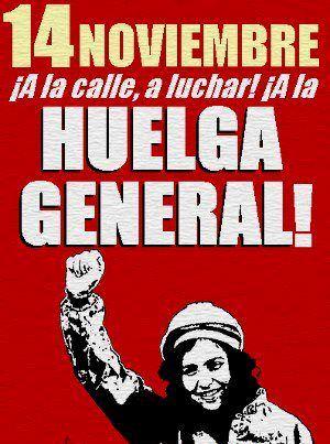 ¡¡HUELGA GENERAL!!